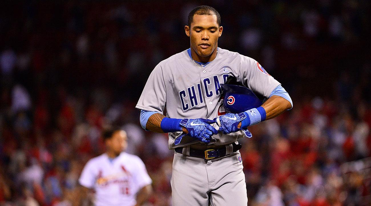 Cubs' Russell banned 40 games for domestic violence