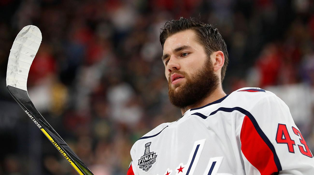 stanley Cup, Capitals, tom wilson, washington capitals