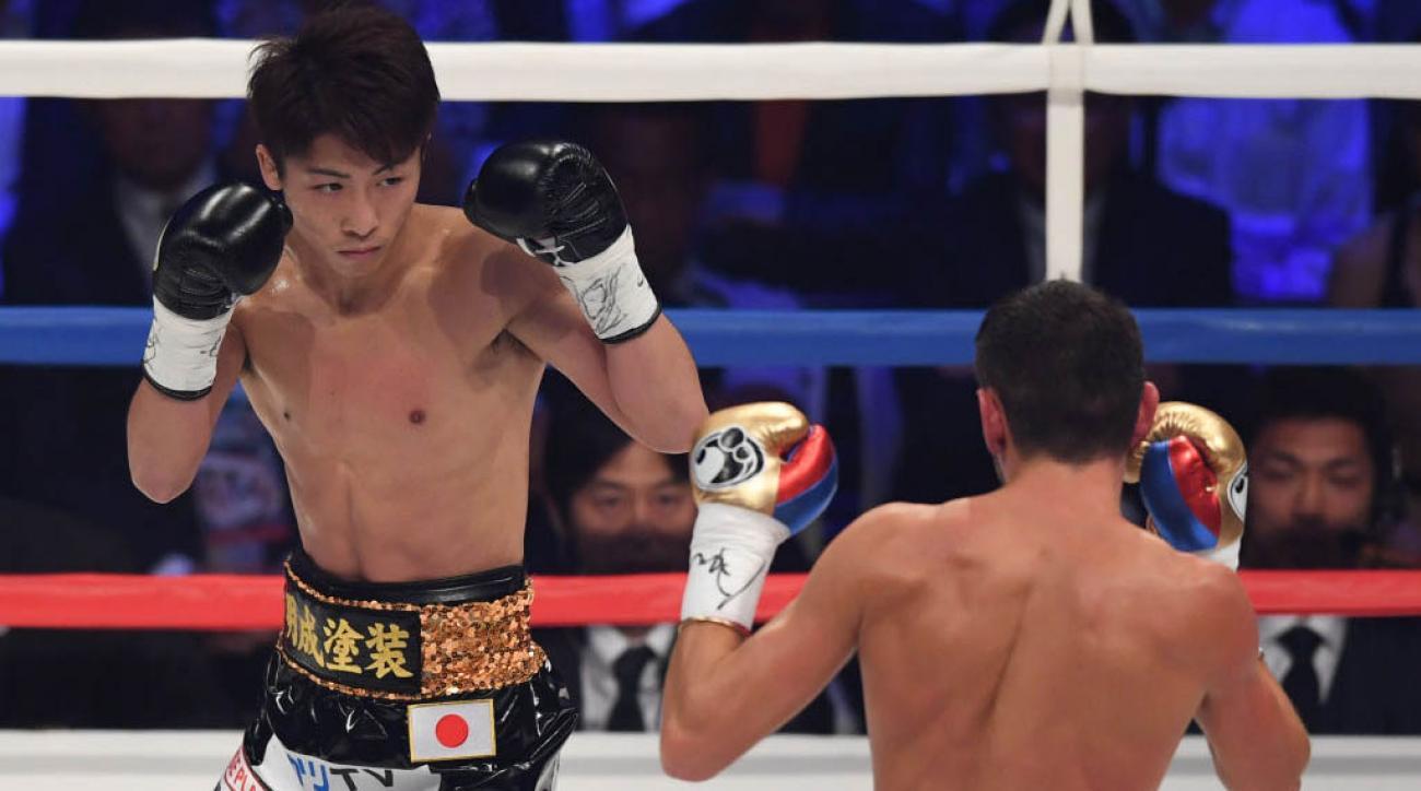 Jamie McDonnell v Naoya Inoue - WBA Bantamweight Title Bout