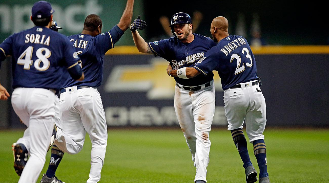 Brewers Emulate Winning Formula of 2015 Royals to Make Postseason Push