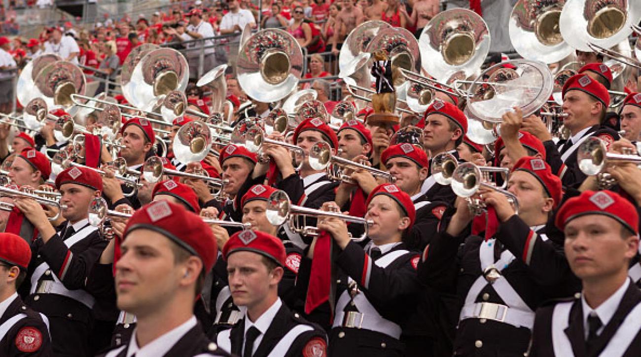 ohio state band mlk tribute