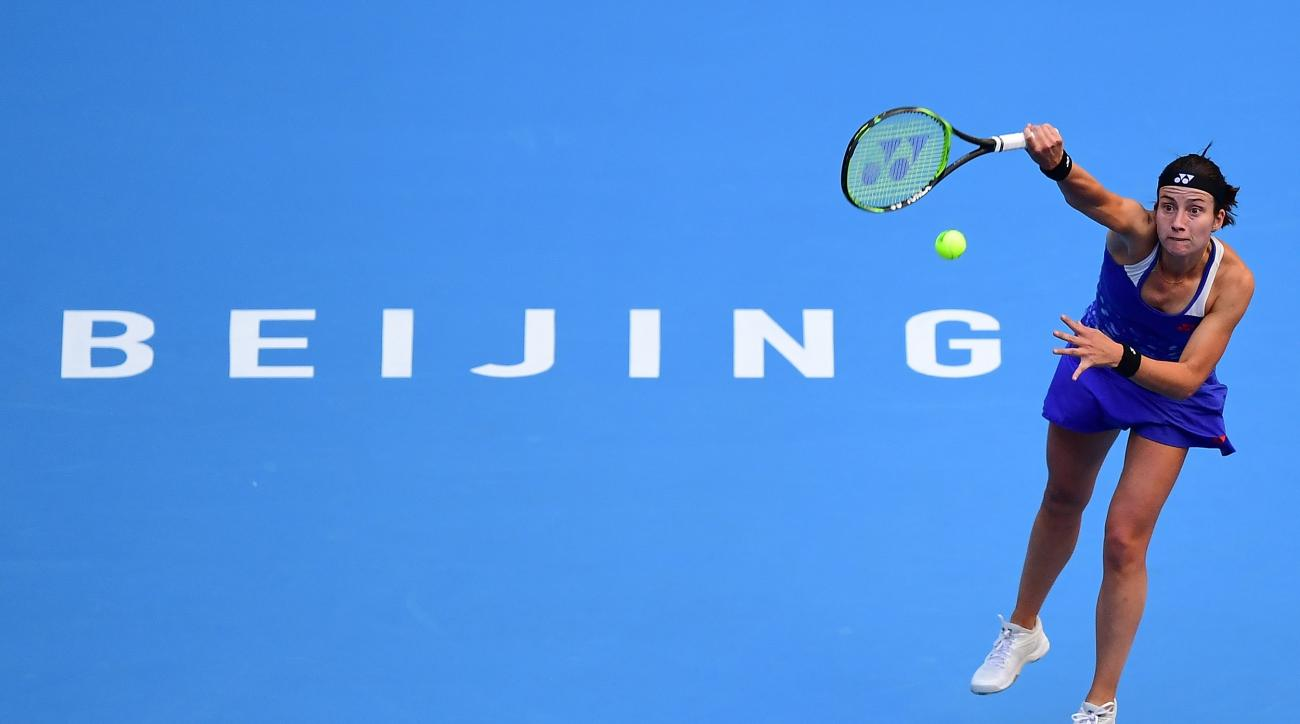 China Open Anastasija Sevastova Naomi Osaka