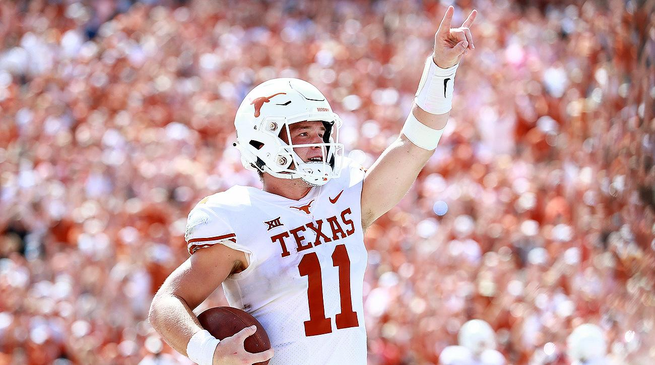 3aee1bf92958 Texas s Gutsy Win Over Oklahoma a Testament to the Longhorns  Embrace of a  New Culture