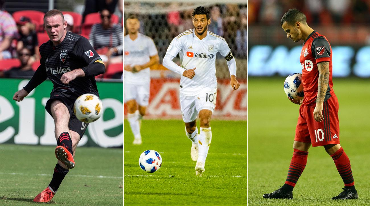 DC United and LAFC enjoy big wins, while Toronto FC is eliminated from MLS playoff contention