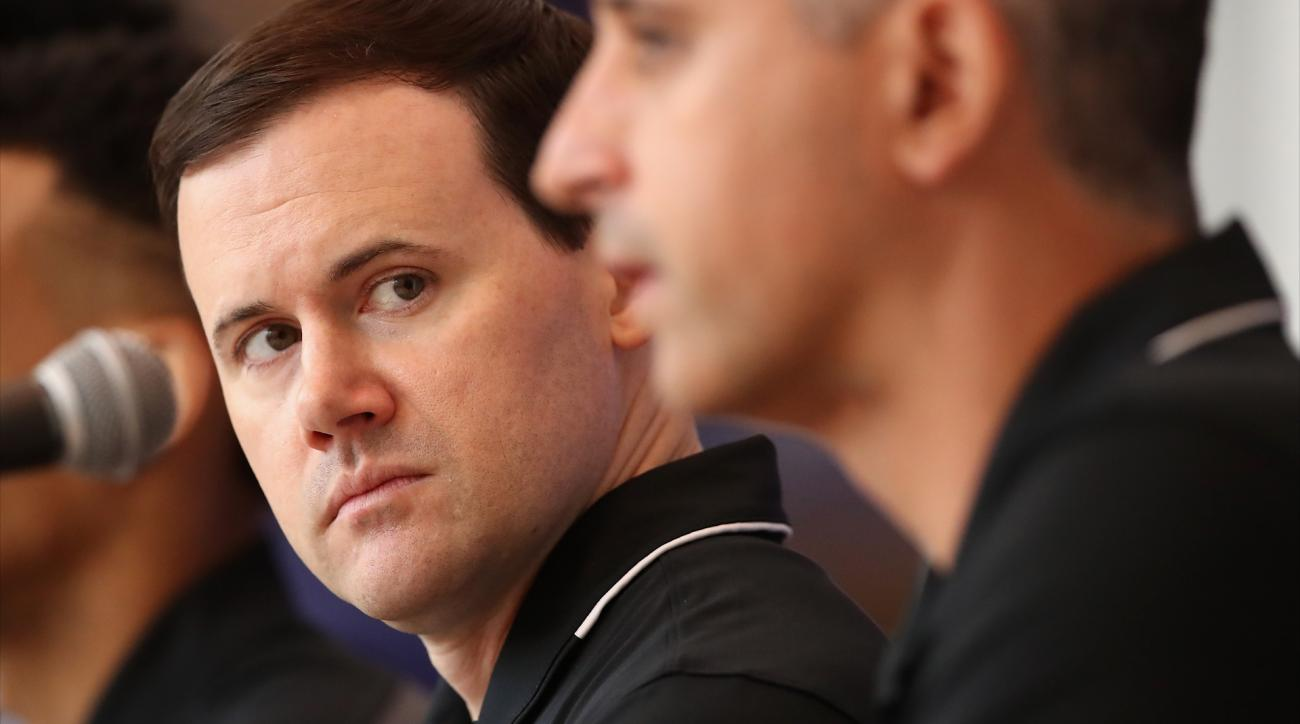 Suns General Manager Ryan McDonough Fired After Five Seasons
