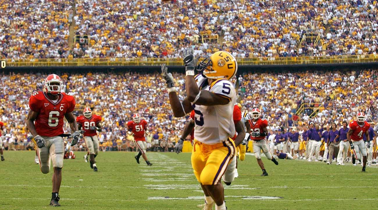 LSU vs. Georgia 2003: Death Valley's best day ever