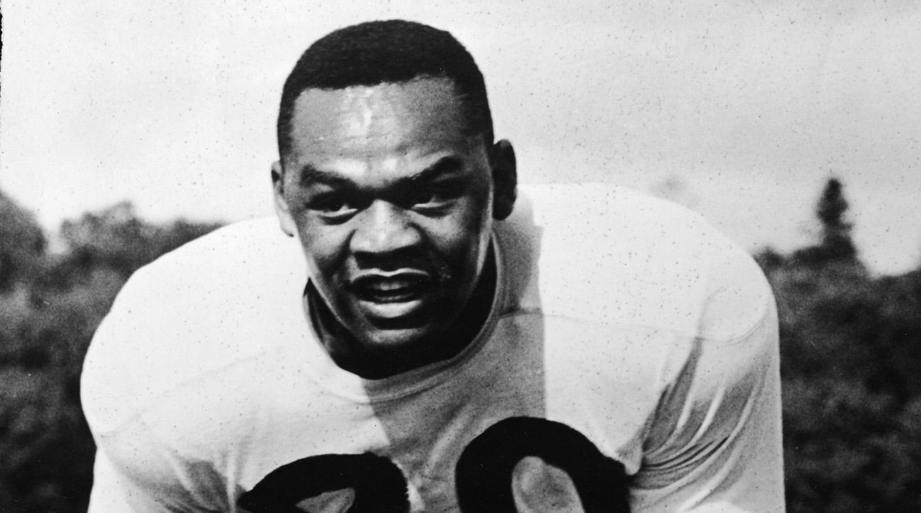 George Taliaferro, NFL draft, 1949 NFL draft, George Taliaferro Sport Association, chicago bears, indiana university