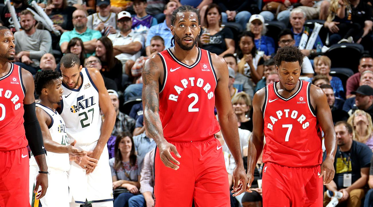 Do the Raptors have enough firepower to win the East  SI.com
