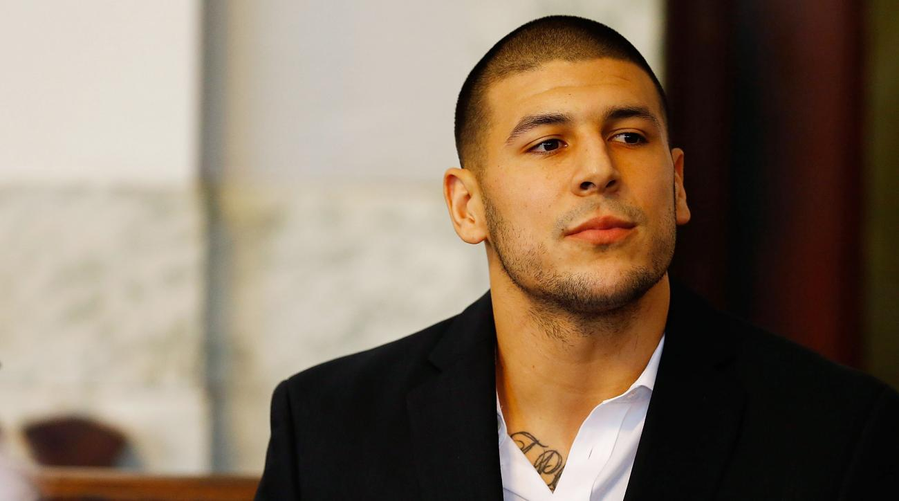 Aaron Hernandez was reportedly sexually abused as a boy