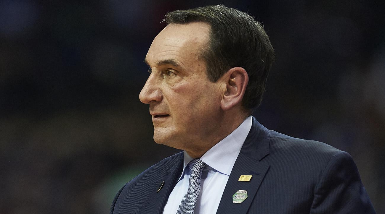 Mike Krzyzewski, ncaa corruption trial, duke, arizona, kansas, deandre ayton, brian bowen