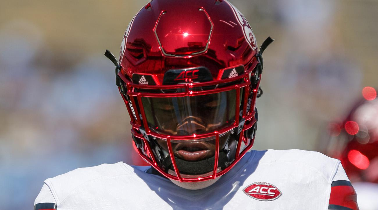 Kemari Averett, Kemari Averett tight suspended, louisville, louisville football