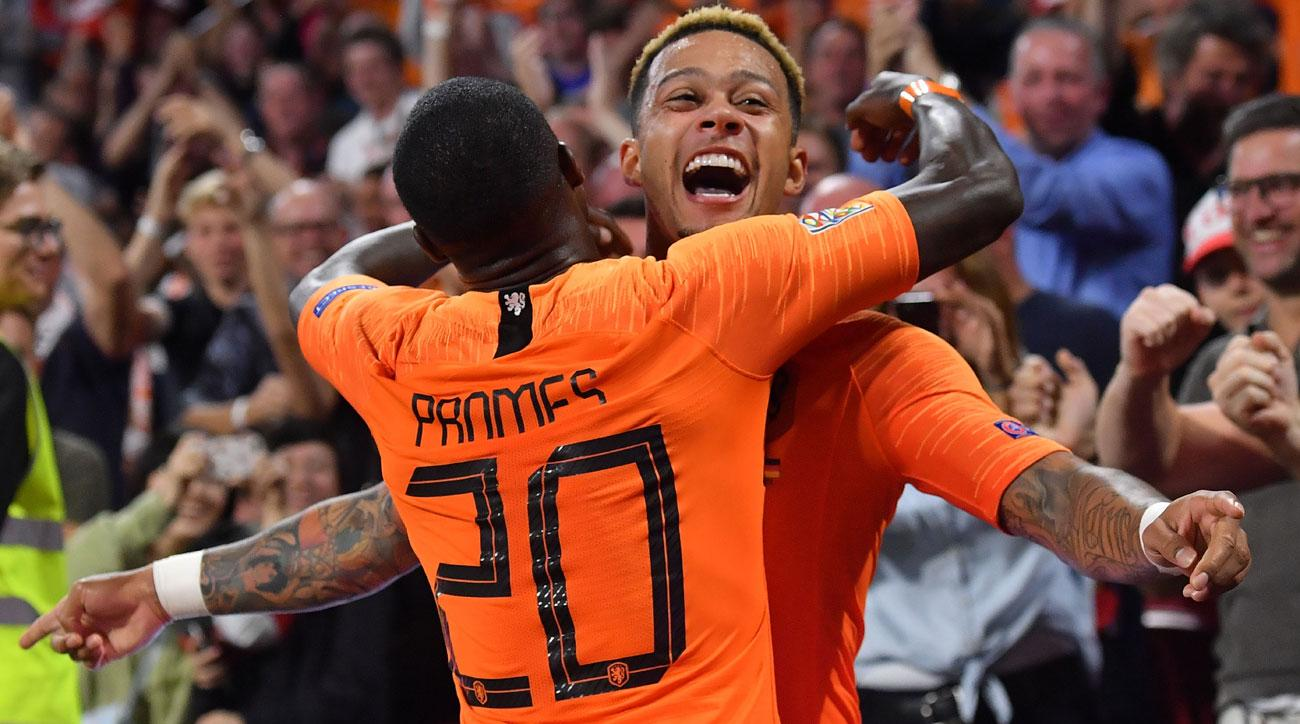 The Netherlands has enjoyed a resurgence under Ronald Koeman