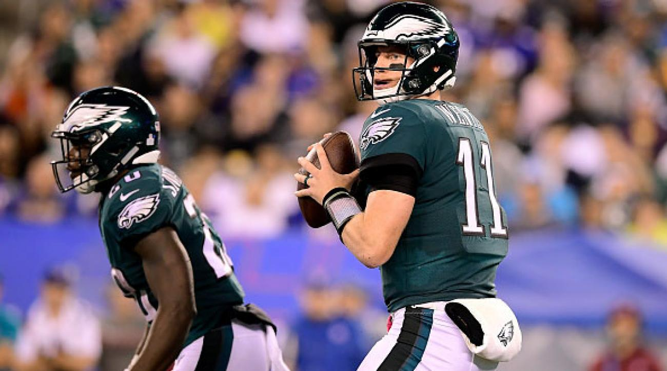 eagles panthers how to watch