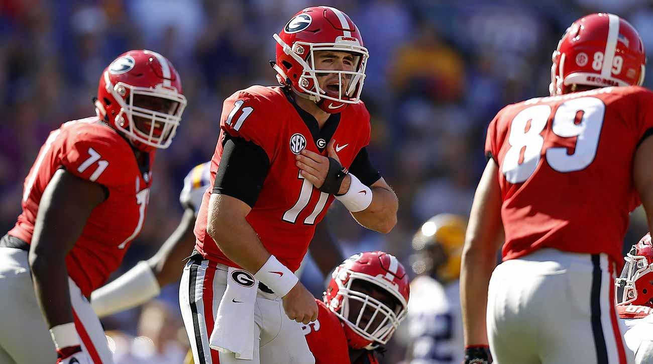 Jake Fromm or Justin Fields? Georgia quarterback decision for Kirby Smart