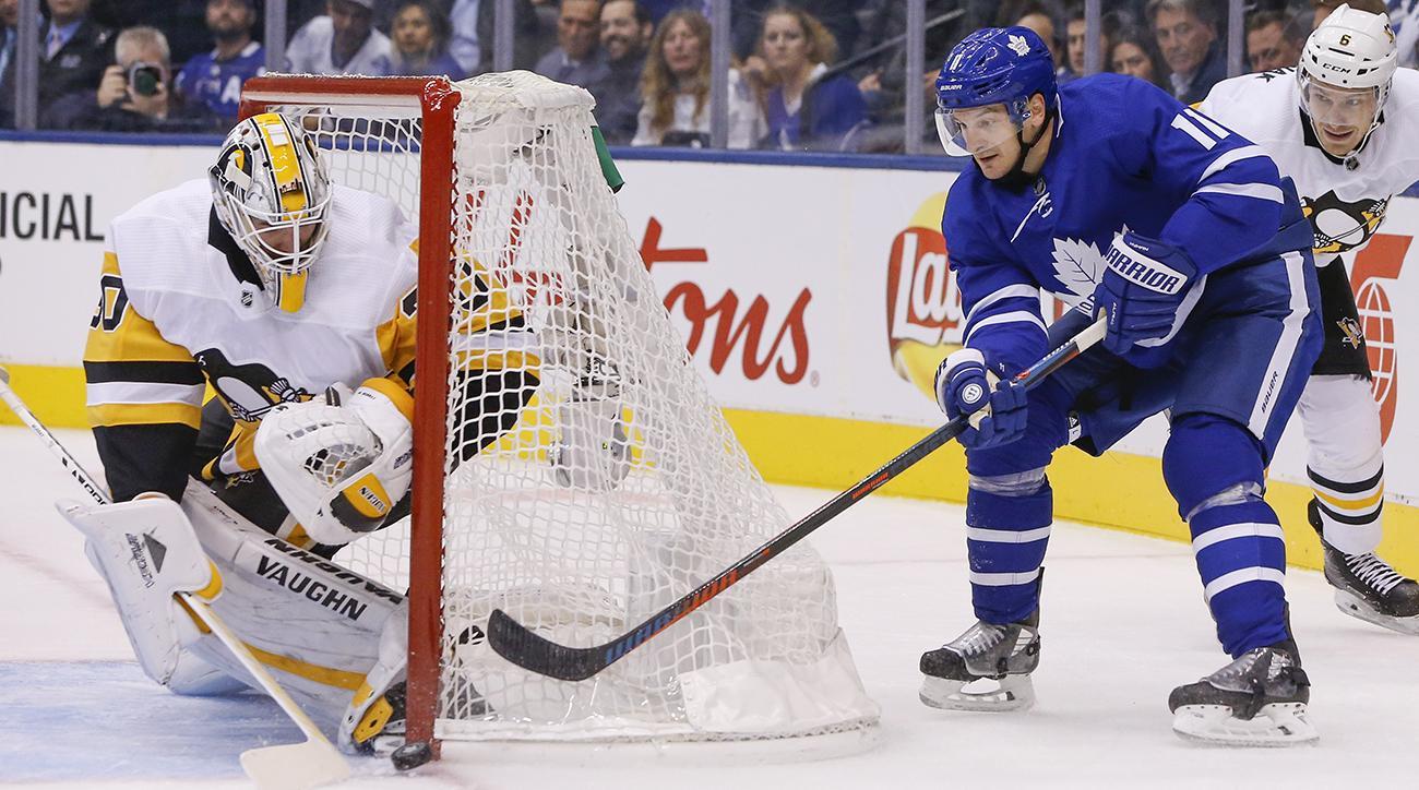 Toronto Maple Leafs VS Pittsburgy Penquins