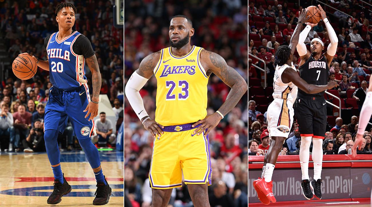 a8e5cc23429 NBA Opening Week  LeBron James  Lakers Debut and More First Impressions