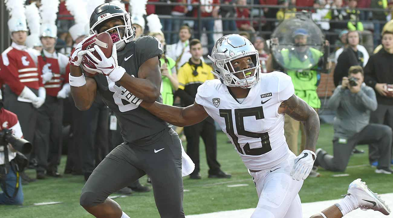 Washington State vs. Oregon: Cougars in Pac-12 North driver's seat