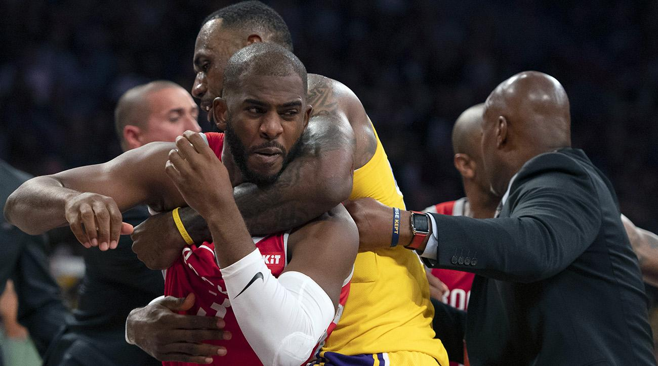 4f00d415f940 LeBron s Lakers Left to Pick Up the Pieces After Ugly Rondo-CP3 Brawl