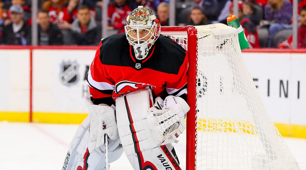 NHL: OCT 18 Avalanche at Devils