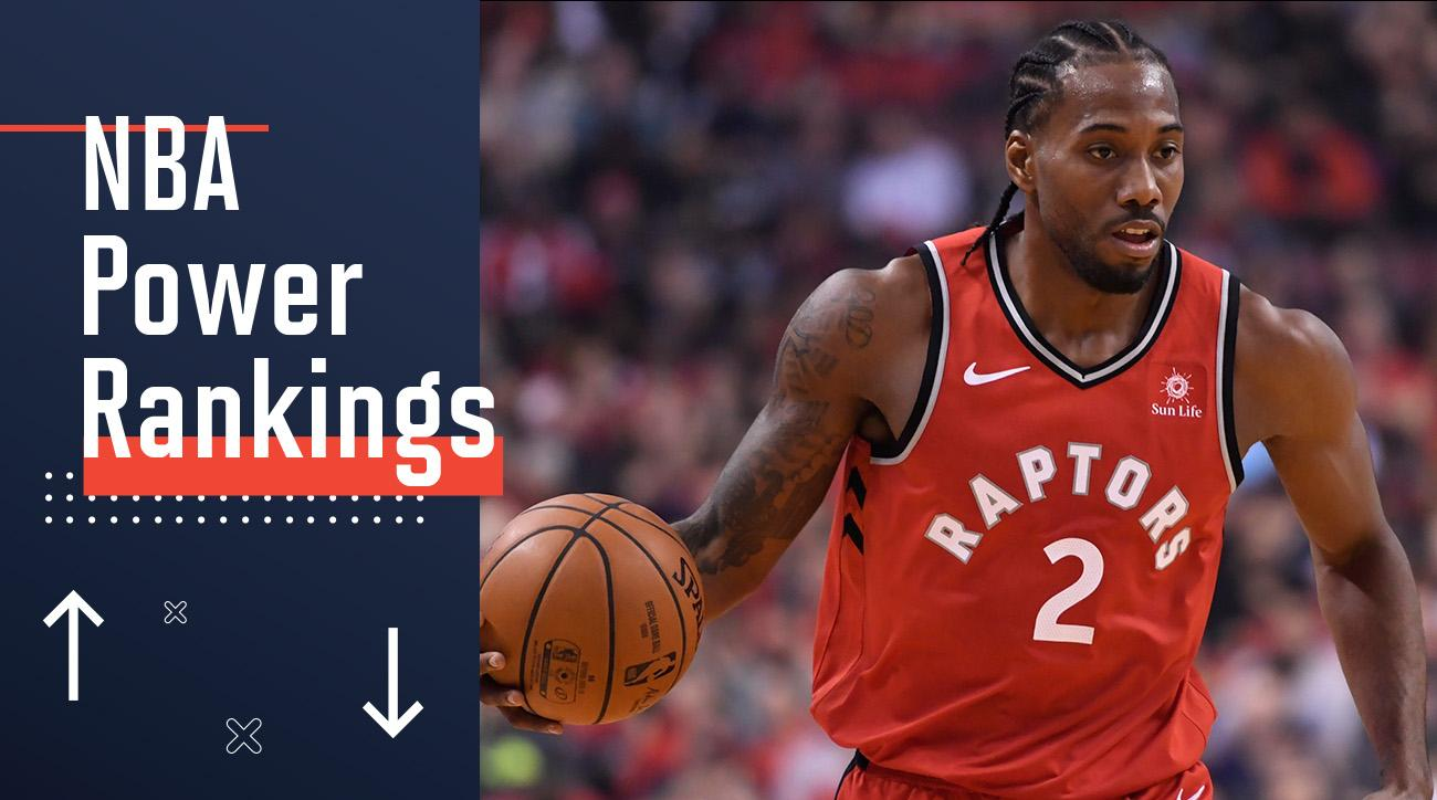 NBA Power Rankings  Raptors Top List After Impressive Opening Week e3c7d0b67