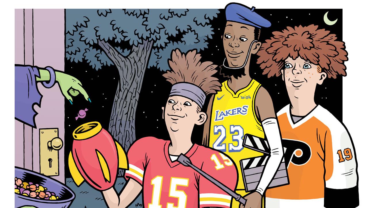 sports halloween costumes: ideas for men, women in 2018 | si