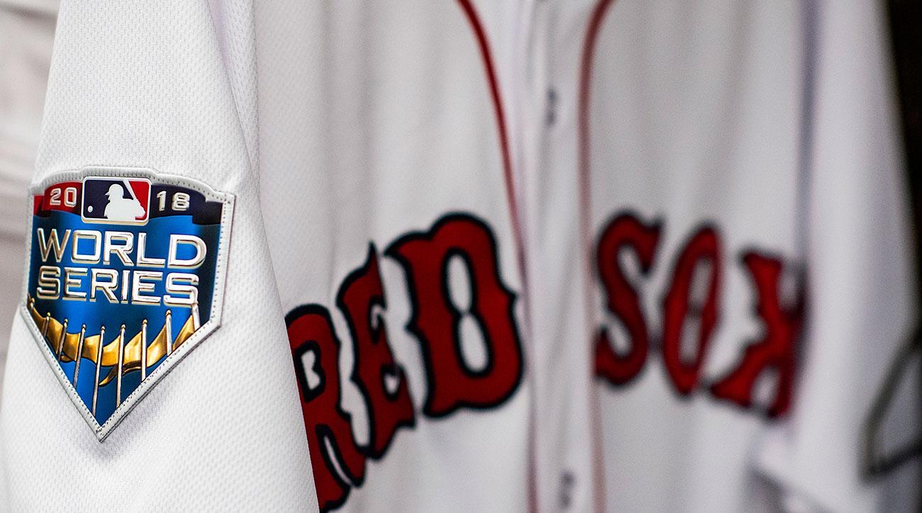 2018 World Series odds: Boston Red Sox enter as favorite vs