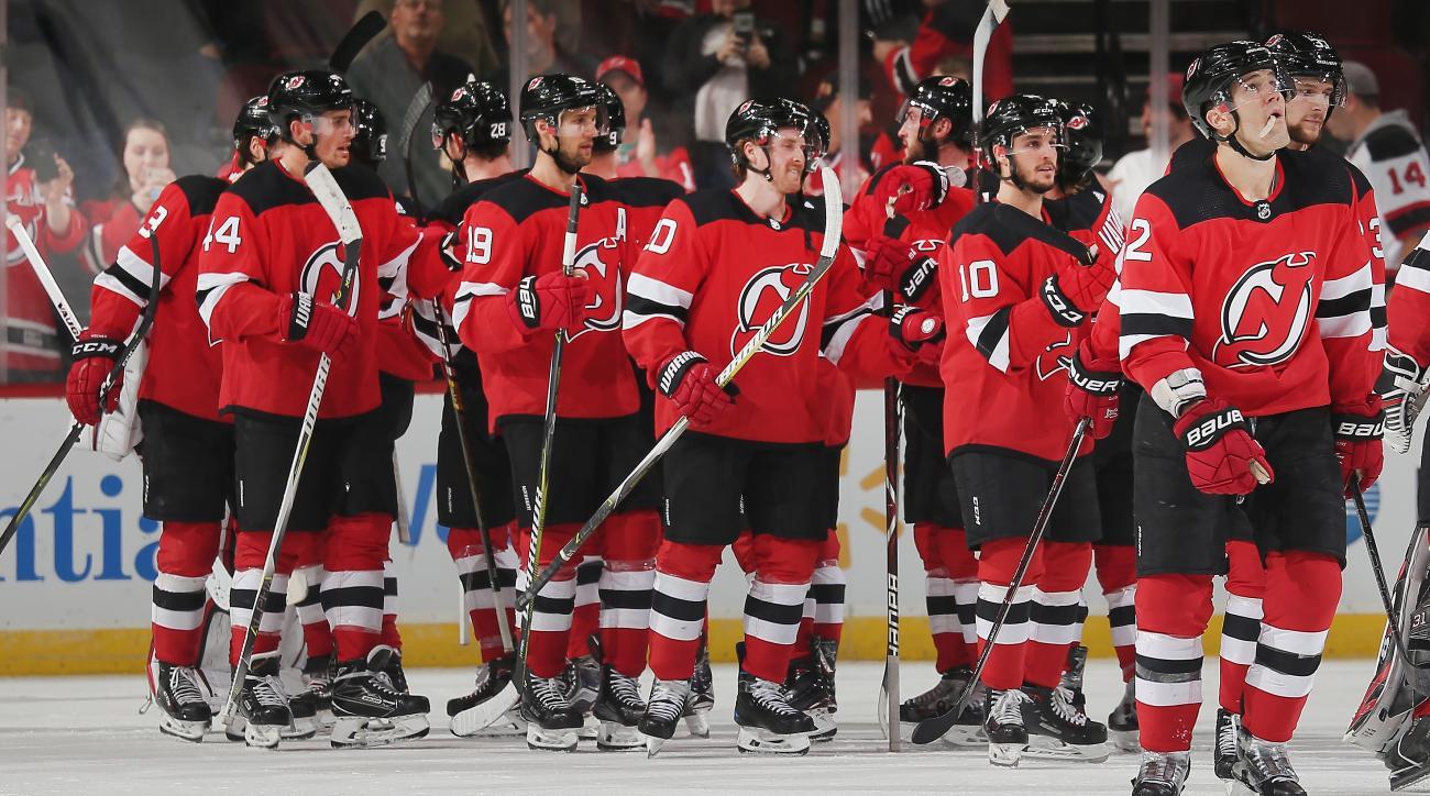 Dallas Stars v New Jersey Devils