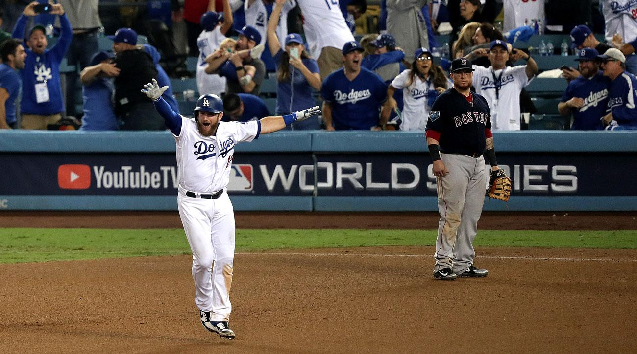 Los Angeles sports equinox: Dodgers force Game 5, first-ever