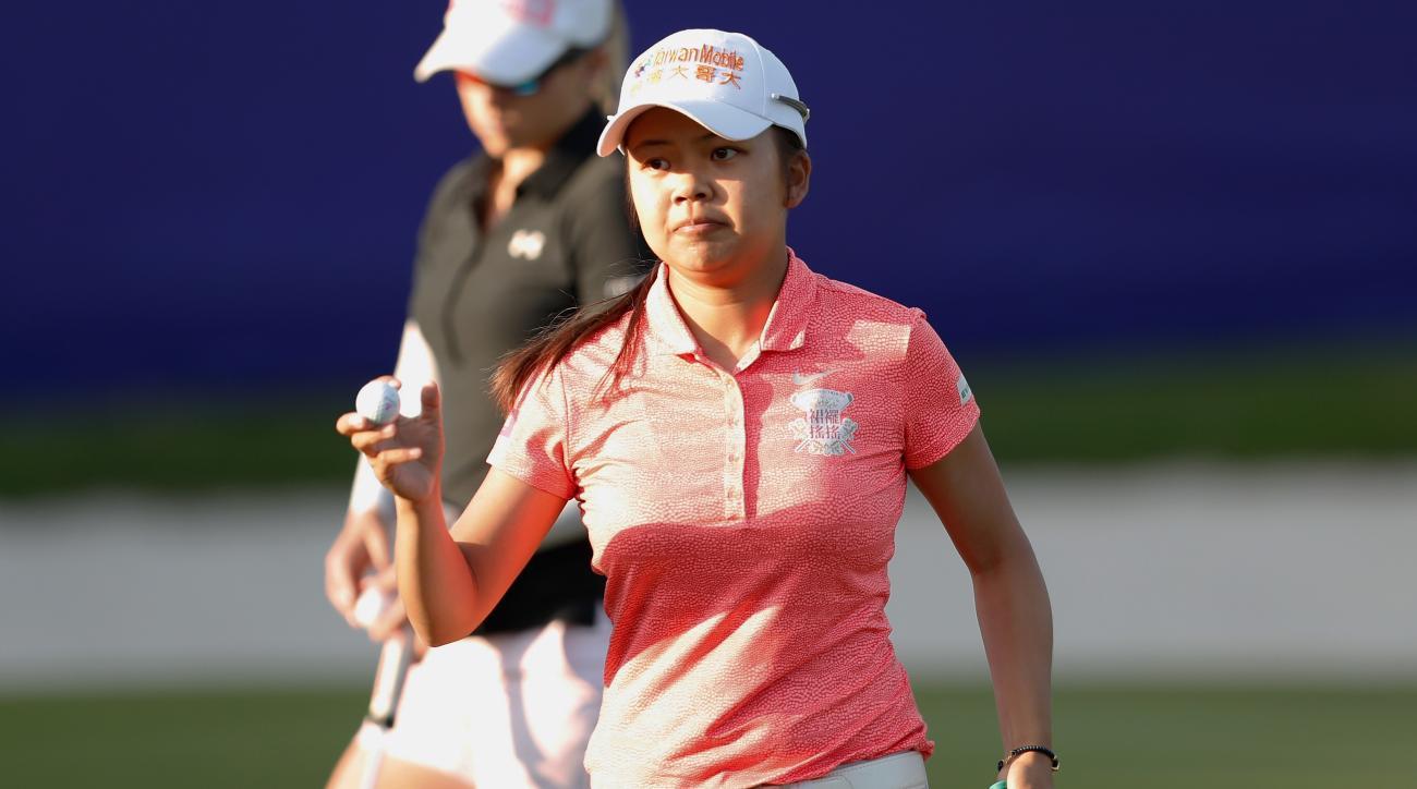 Swinging Skirts LPGA Taiwan Championship - Round Three