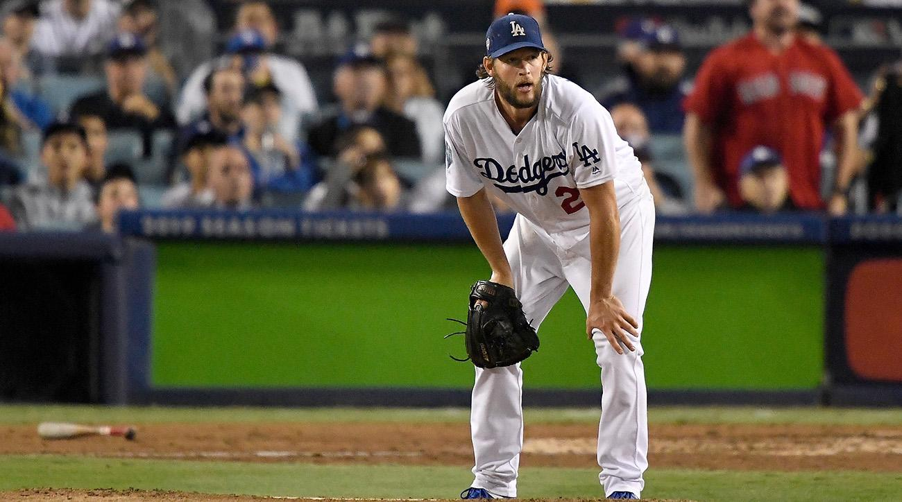 Clayton Kershaw, los angeles, los angeles Dodgers, World Series, boston Red Sox