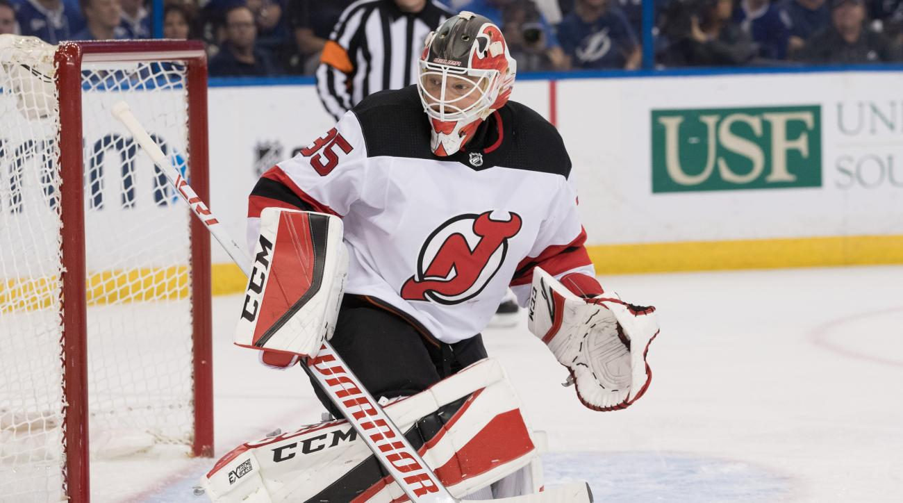 "New Jersey Devils v Tampa Bay Lightning - Game Five""n"