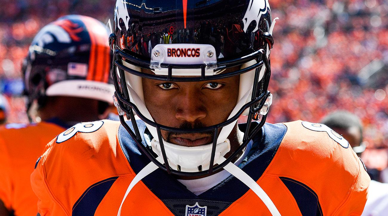 hot sale online 08618 0ab5d Demaryius Thomas traded: Texans get WR from Broncos for ...