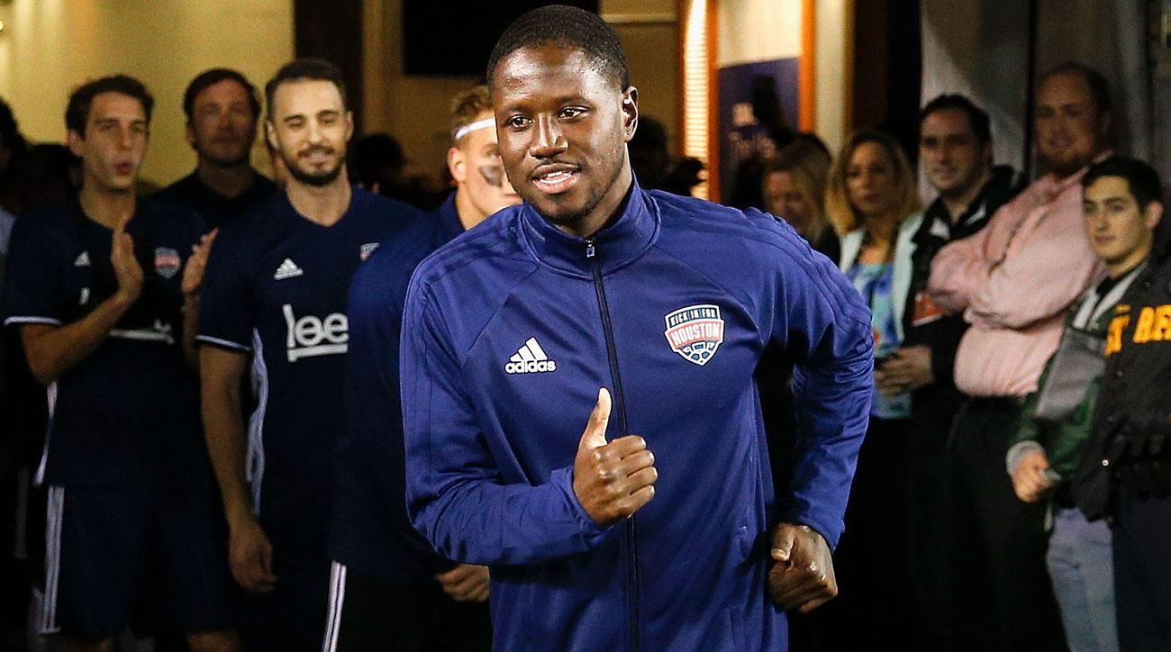 Eddie Johnson is training American youth in his post-playing career