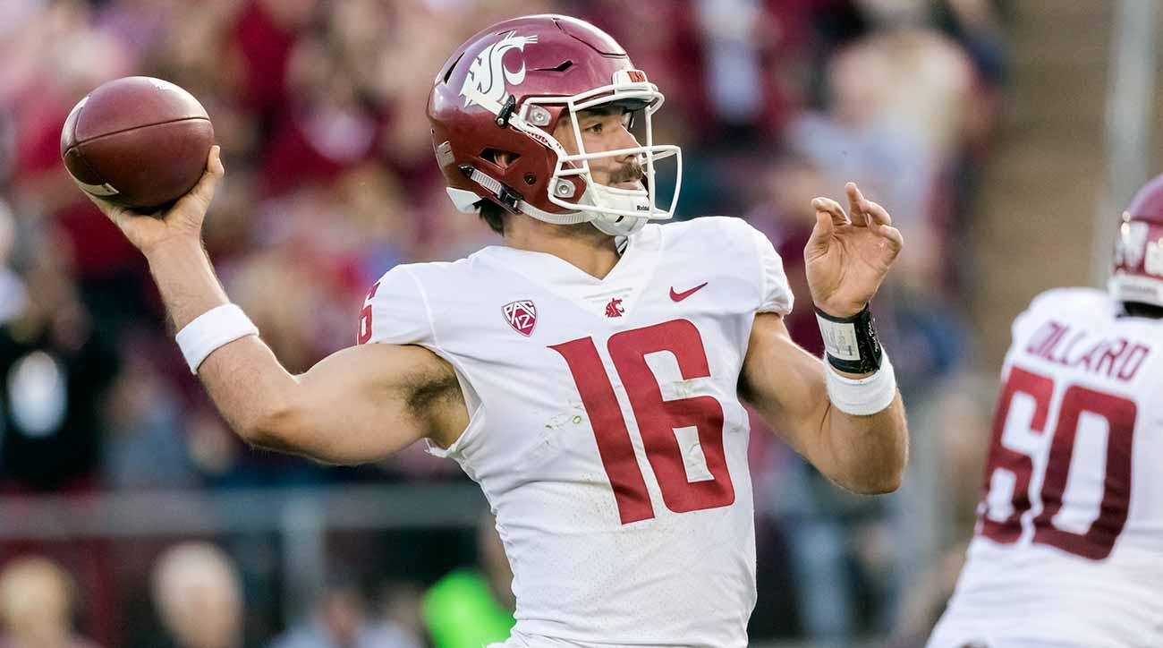 Washington State QB Gardner Minshew on transfer, Mike Leach, Cougars' playoff hopes