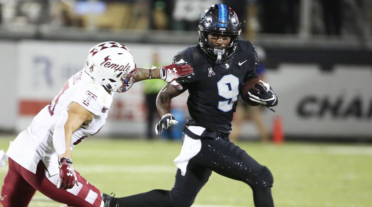 UCF's Imperfect Win Against Temple Further Polarizes Its Place in the Playoff Conversation