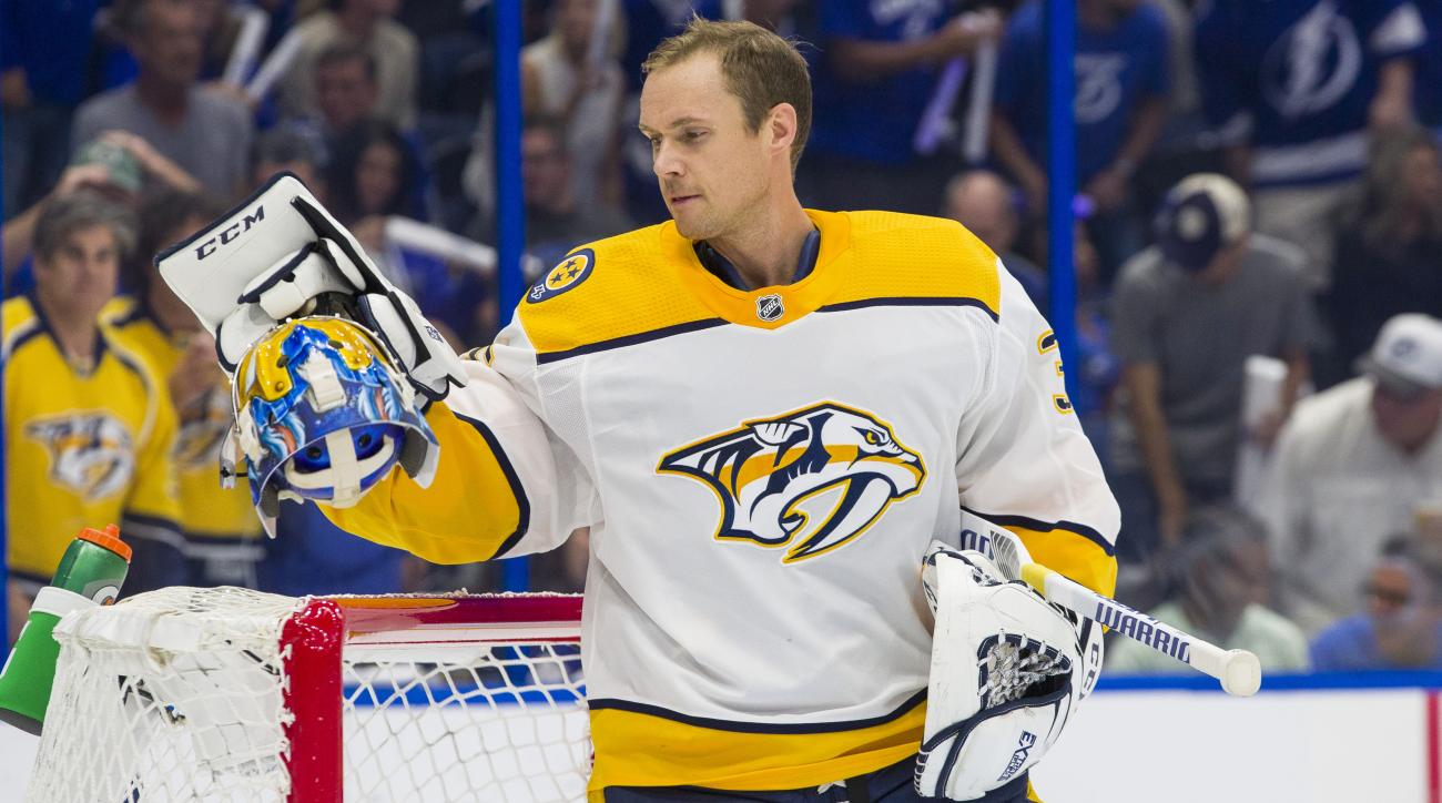 Nashville Predators v Tampa Bay Lightning