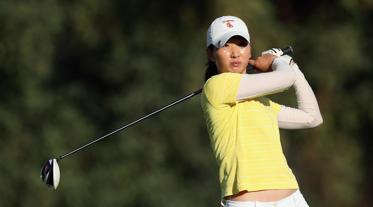 Doris Chen DQ LPGA Tour q school