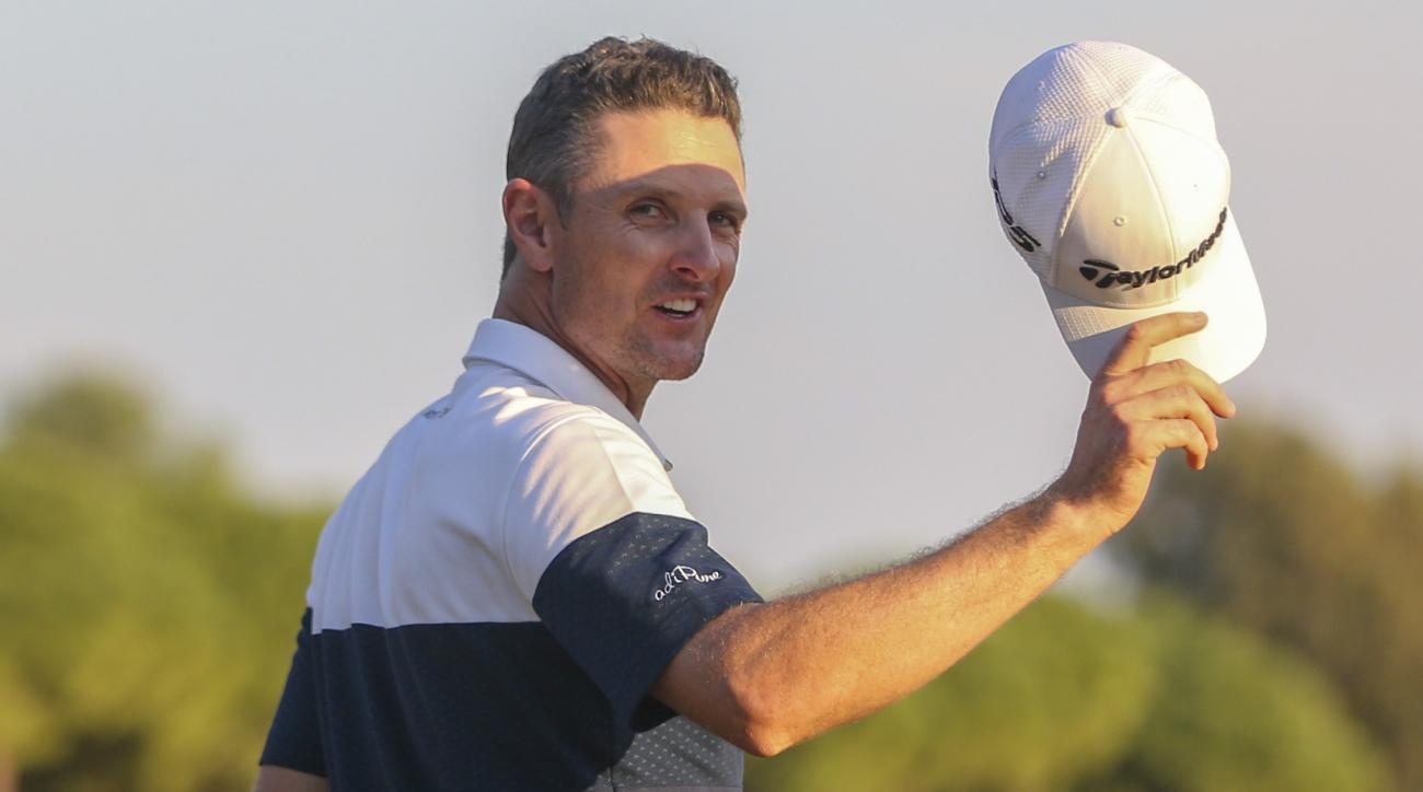justin rose turkish airlines open