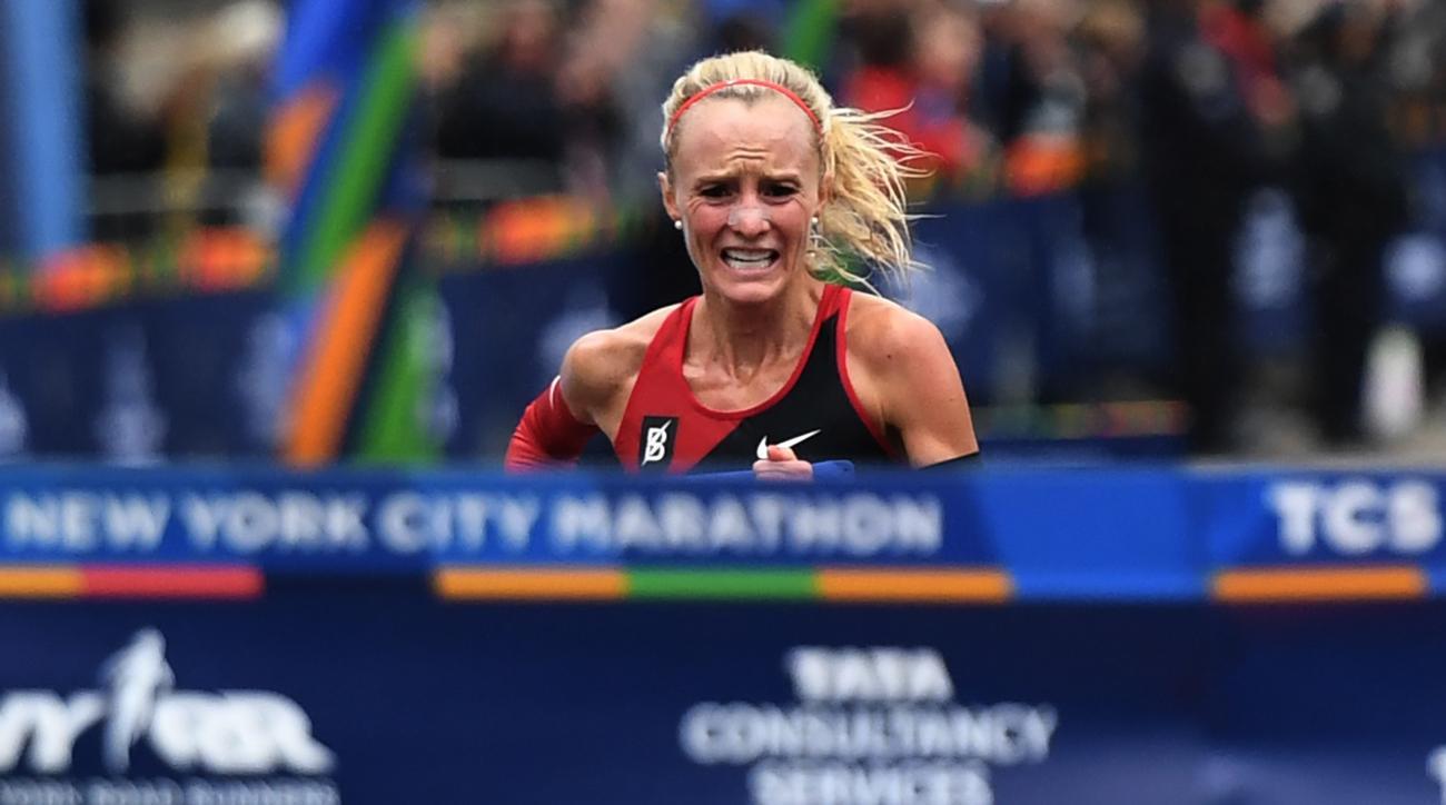 new york city marathon live updates tracker
