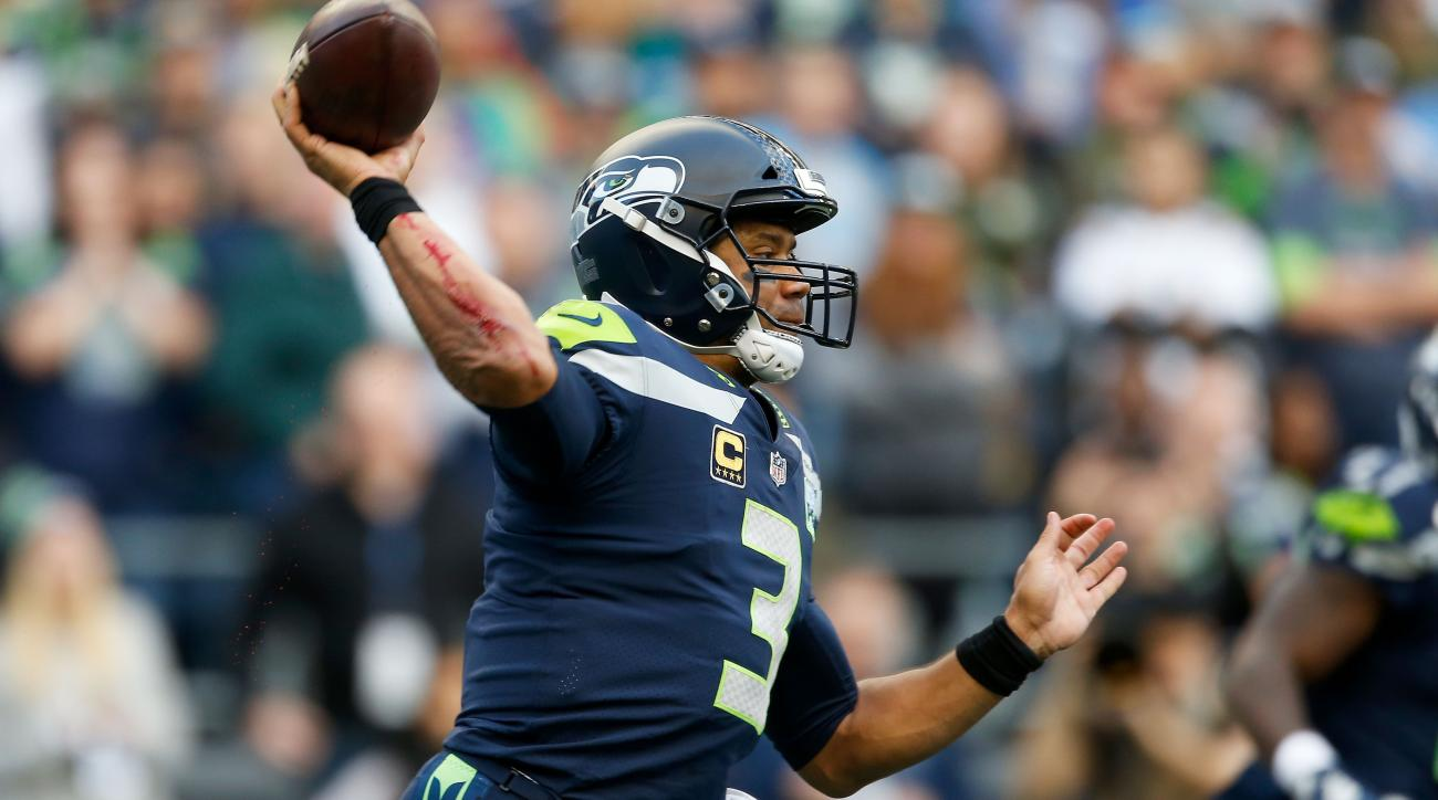 newest 46243 8c917 Watch: Seahawks drop comeback chance vs. Chargers | SI.com