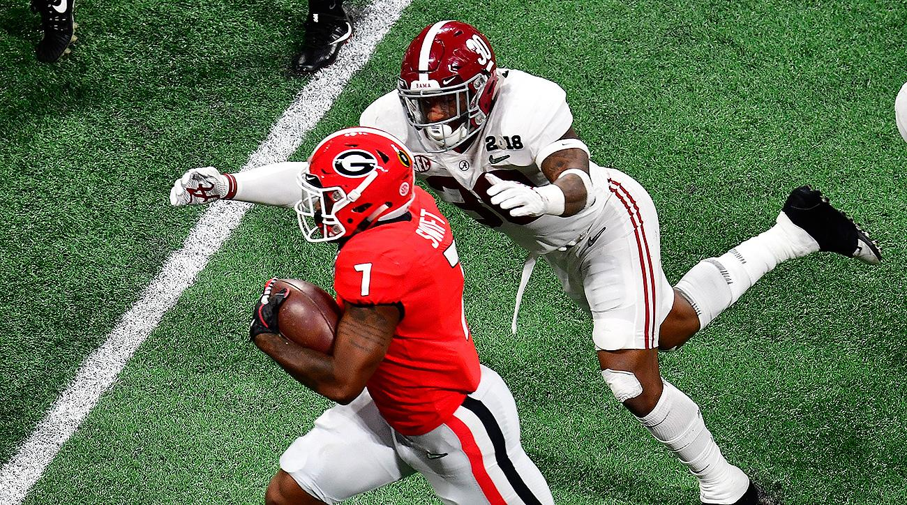 Alabama vs Georgia  Early 2018 SEC championship game preview  d783ad44f