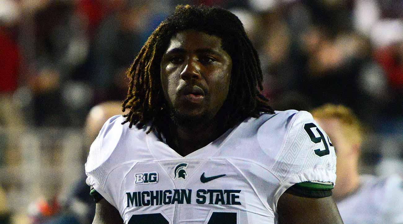 Auston Robertson trial: Former Michigan State player pleads guilty