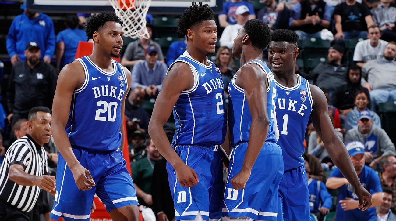 duke basketball after kentucky win vegas boosts duke s title odds