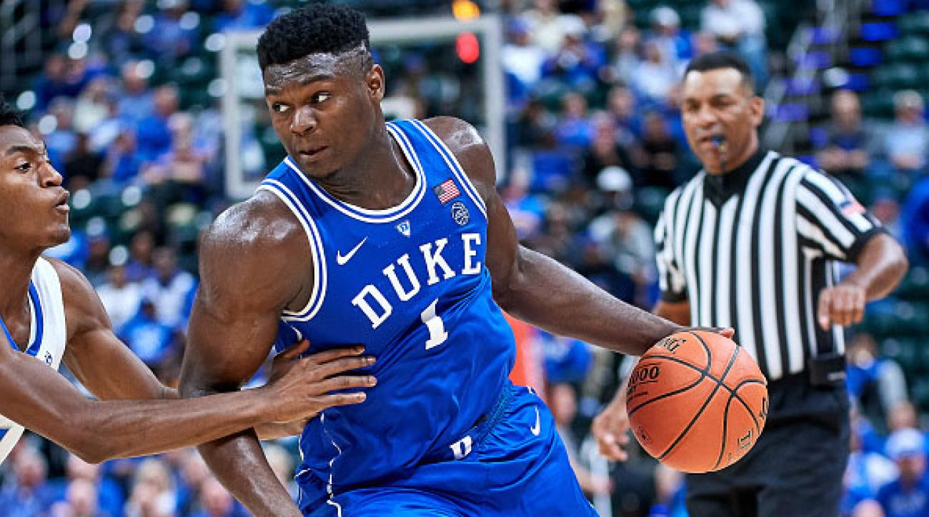Steve Kerr compares Duke freshman Zion Williamson to LeBron James forecasting