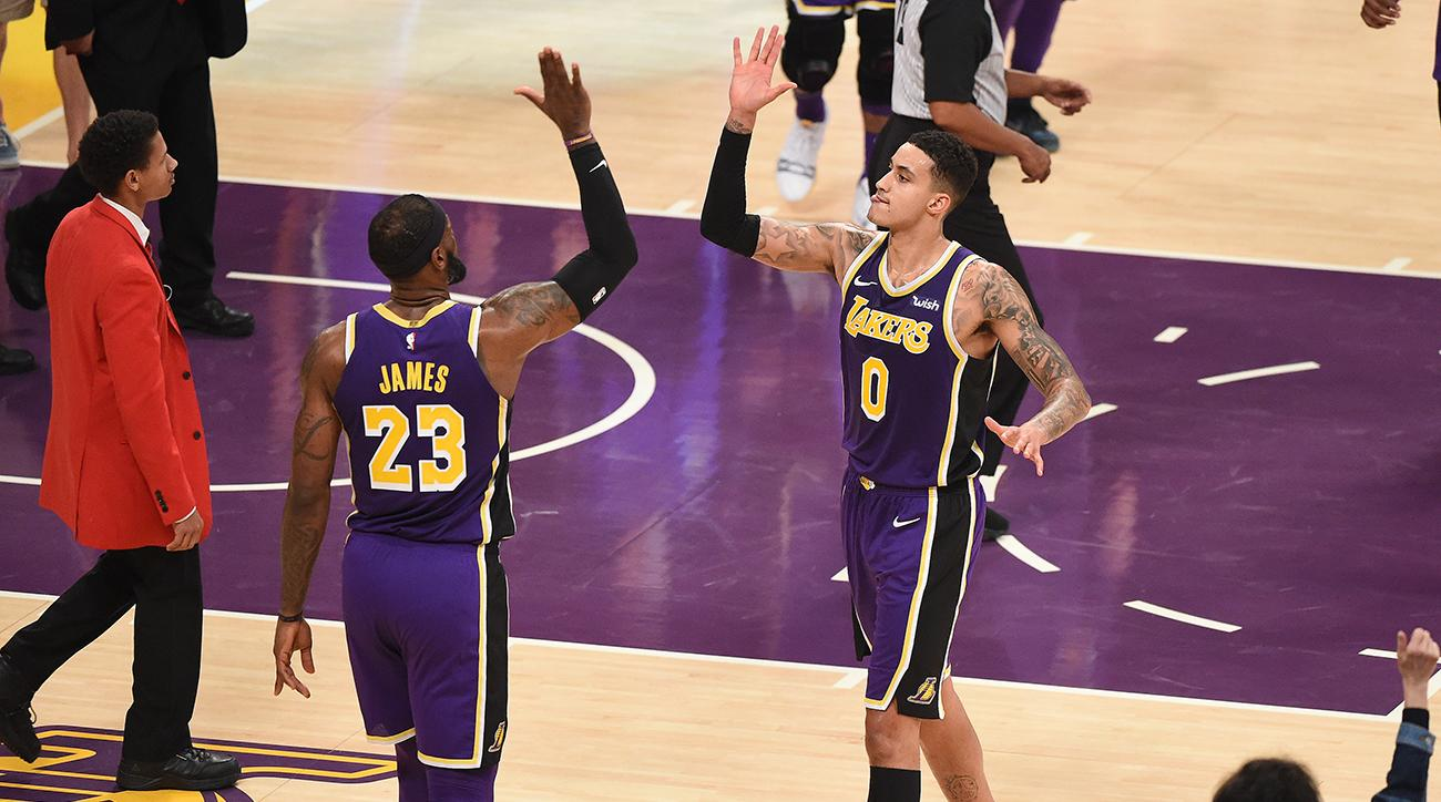 811230550cc Flipboard  The Lakers  Youngsters Are Taking a Step in the Right ...