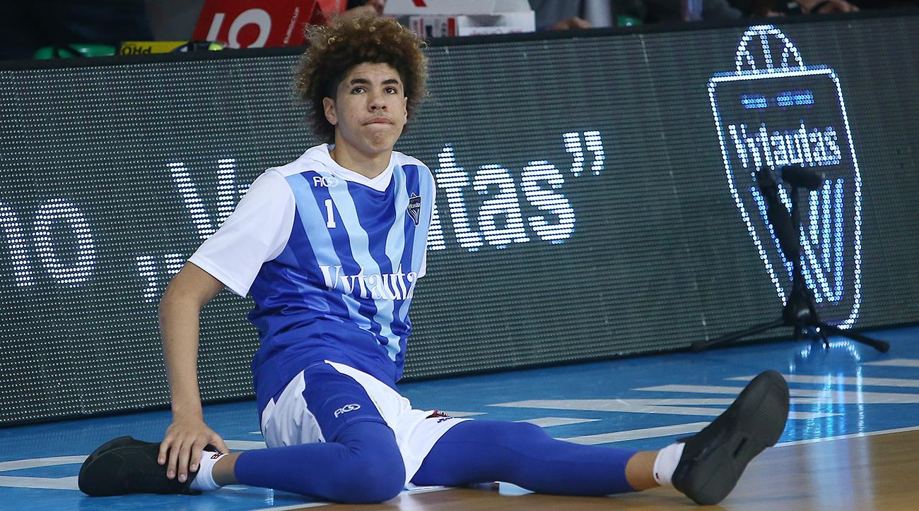 a1e676a58dc906 Does LaMelo Ball Have a Chance at Becoming Eligible to Play College  Basketball