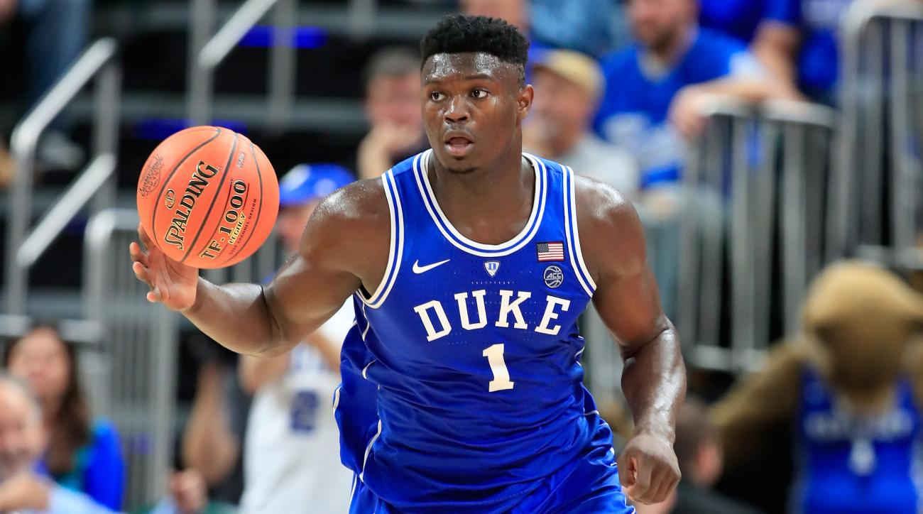 Duke's Zion Williamson On Playing For Knicks: