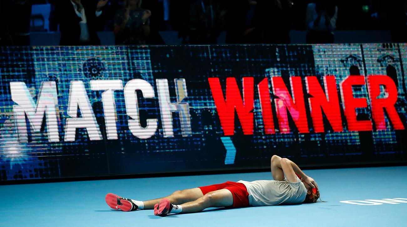 Next Gen ATP Finals - Day Five