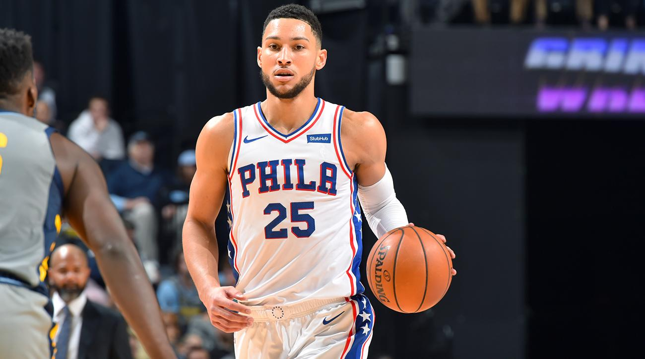 Ben Simmons will decide ceiling for 76ers after Butler deal  7a03387e9
