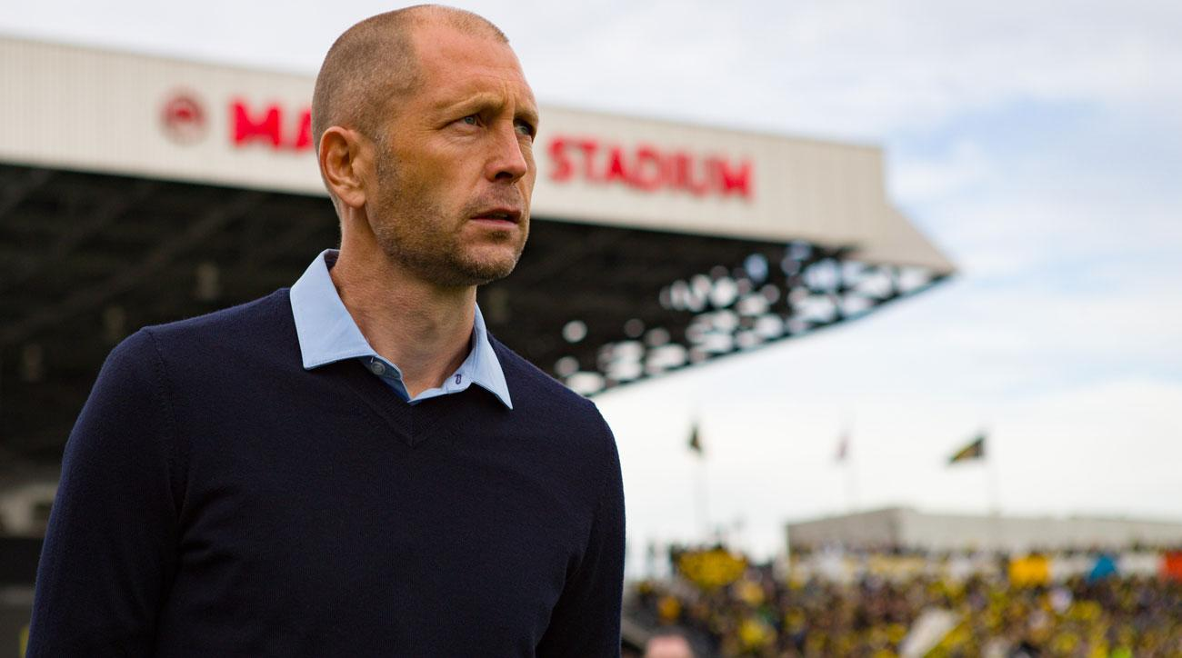 Gregg Berhalter is the favorite to take over as U.S. men's national team coach